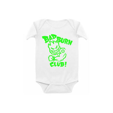 SPITFIRE BAD BURN CLUB ONESIE
