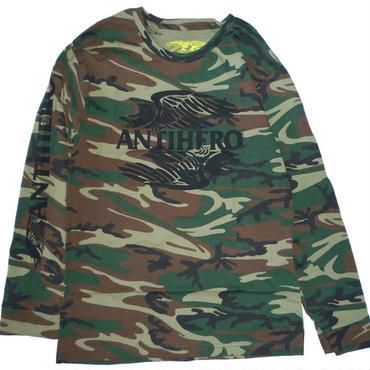 SALE! セール! ANTI HERO  AHXR L/S TEE