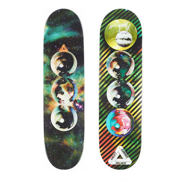 PALACE CHEWY CANNON SPHERES DECK (8.375 x 32.1)