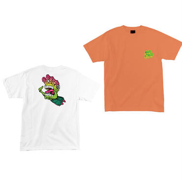 SANTA CRUZ x MARS ATTACKS MARTIAN HAND TEE