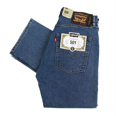 LEVI'S SKATEBOARDING 501 ORIGINAL FIT JEANS WALLENBERG