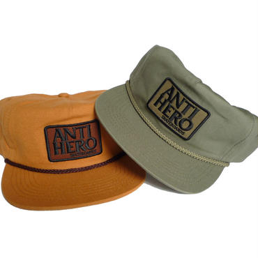 ANTI HERO RESERVE PATCH SNAPBACK CAP