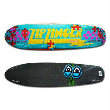 KROOKED ZIP ZINGER PIECE OUT DECK  (7.5 x 30.35inch)