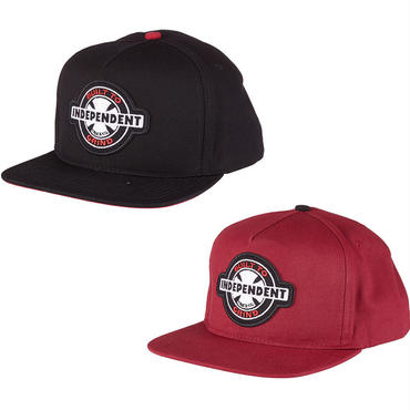INDEPENDENT 95 BTG RING SNAPBACK CAP