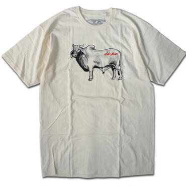 ANTI HERO COW TEE