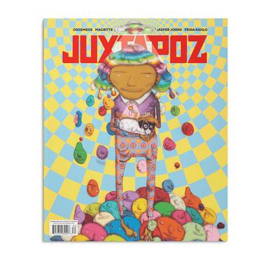 JUXTAPOZ MAGAZINE ISSUE #206 2018 SUMMER