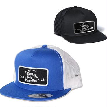 HARD LUCK  OG BAR LOGO MESH CAP