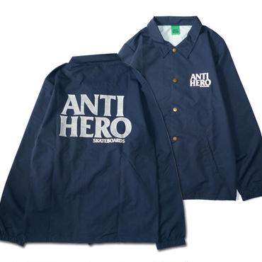 ANTI HERO  BLACKHERO COACH JACKET