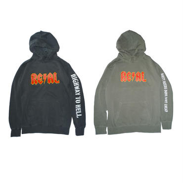 REAL DEEDS HIGHWAY TO HELL HOODIE