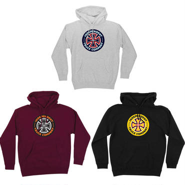 INDEPENDENT  COMBO T/C PULLOVER HOODIE