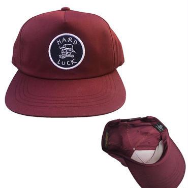 HARD LUCK  OG SNAPBACK CAP