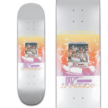 FUCKING AWESOME NAKEL SMITH 007 DECK  (8.18 x 31.75inch)