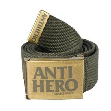 ANTI HERO BLACK HERO WEB BELT