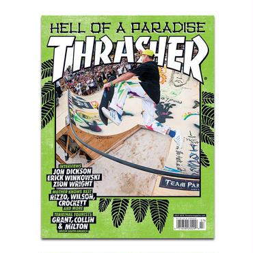 THRASHER MAGAZINE 2018 JULY ISSUE #456