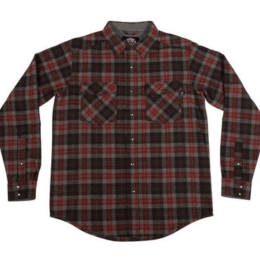 INDEPENDENT MILL BUTTON UP FLANNEL SHIRTS