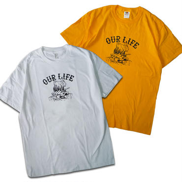 OUR LIFE  PALLET LIFE TEE