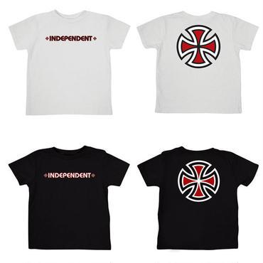 INDEPENDENT BAR / CROSS KIDS TEE