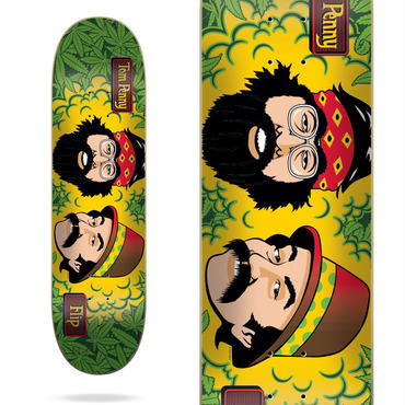 FLIP TOM PENNY CHEECH & CHONG MARY JANE DECK  (8 x 31.5inch)