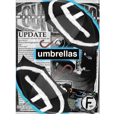 DEAR,  CIRCLE F UMBRELLA