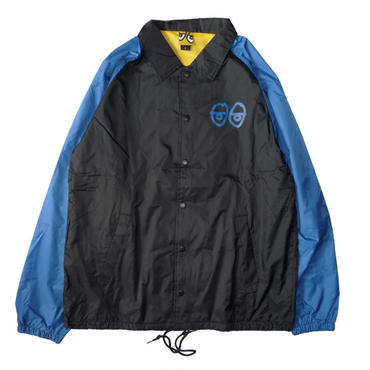 KROOKED EYES COACH JACKET