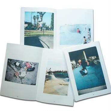 YUYA OKUDA  LINE OF VISION  PHOTO ZINE  VOL.4