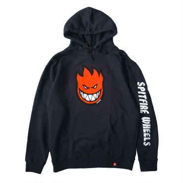 SPITFIRE BIGHEAD FILL HOMBRE PULLOVER HOODIE