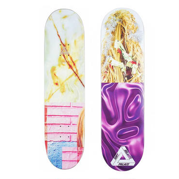 PALACE RORY MILANES PRO-S12 DECK (8.125 x  31.5inch)