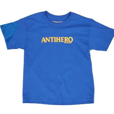 ANTI HERO LONG BLACKHERO YOUTH TEE