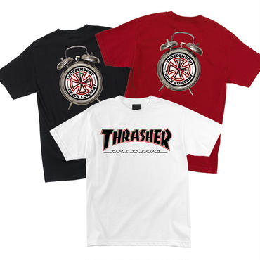 SALE!! セール! INDEPENDENT x THRASHER TTG TEE