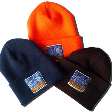 IGNITION SKATESHOP  DUTY NOW BEANIE