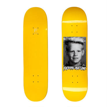 FUCKING AWESOME AVE CLASS PHOTO DIPPED DECK (8.38 x 32.5inch)