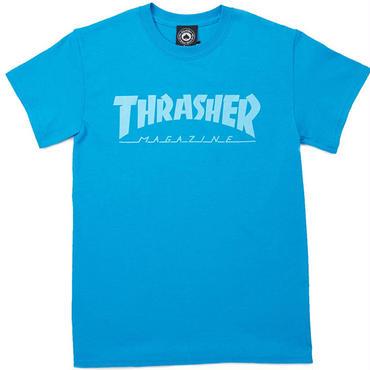 THRASHER  MAGAZINE LOGO  TEE