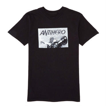 ANTI HERO THERE CAN BE ONLY ONE EIGHT TEE
