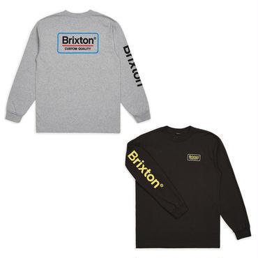 BRIXTON PALMER SV L/S TEE