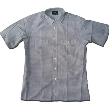 HUF GINGHAM CHECK SHIRTS
