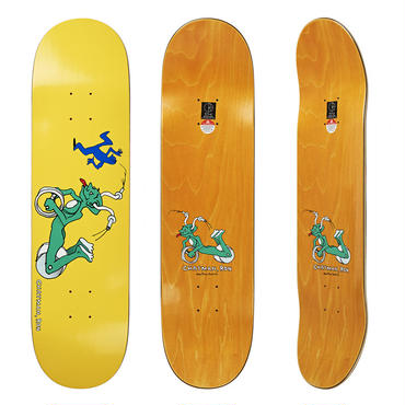 DEAR, x POLAR SKATE CO.  RON CHATMAN GUEST PRO DECK  (8.25 x 31.875inch)