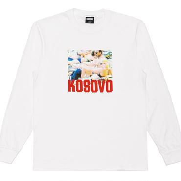 HOCKEY KOSOVO L/S TEE
