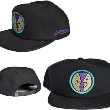 SALE! セール! KROOKED  MOONSMILE  SNAPBACK CAP
