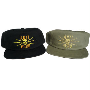 ANTI HERO STAY AWAY SNAPBACK CAP
