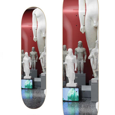 ISLE CHRIS JONES KOPIENKRITIK DECK  (8 x 31.7inch)