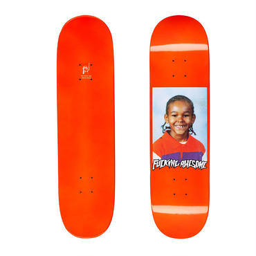 FUCKING AWESOME NA-KEL SMITH CLASS PHOTO DIPPED DECK (8.25 x 32.3inch)