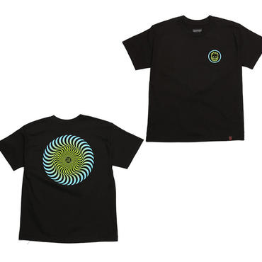 SPITFIRE CLASSIC SWIRL FADE YOUTH TEE