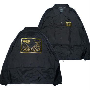DOOMSAYERS SNAKE SHAKE COACH JACKET