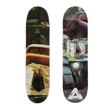 PALACE OLLY TODD INTERIORS DECK (8 x  31.25)