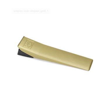 Simplex Door Stopper / Gold