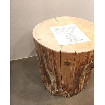 Cal de Sac Japon / HIBA / stool