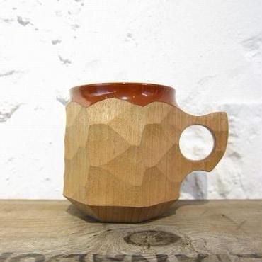 Akihiro Woodworks / JIN CUP-Urushi / RED / M