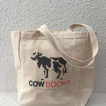 COW BOOKS / Logo Tote Bag