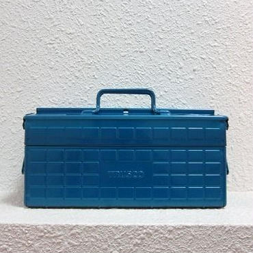 TRUSCO / TOOL BOX / blue