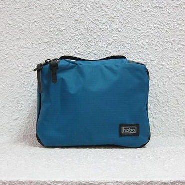hobo / ホーボー / Polyester Ripstop Packing Case / S-Blue